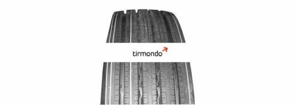 295/80R22.5 CONTINENTAL HSLEPL 152