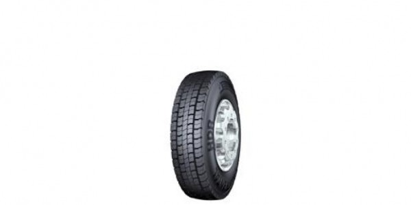 255/70R22.5 CONTINENTAL HDR 140