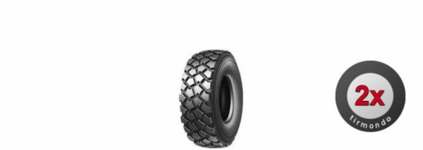 2x 14.00R20 MICHELIN XZL