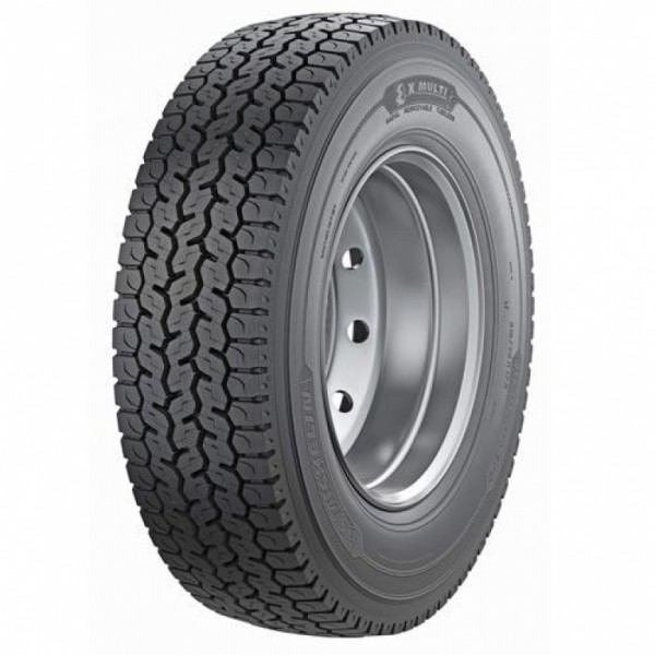 225/75R17.5 MICHELIN XMULTID 129
